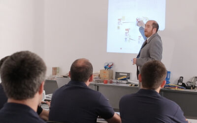 Fluorinated gases courses a resounding success